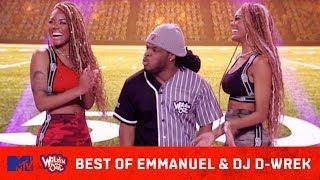 Best Of Emmanuel Hudson vs. DJ D-Wrek