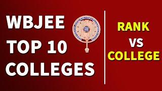 Top 10 government engineering colleges in west bengal|Top government engineering colleges in wbjee |