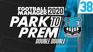 Park To Prem FM20 | Tow Law Town #38 - Double Double | Football Manager 2020