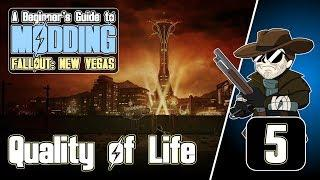 Beginner's Guide to Modding FALLOUT: New Vegas (2020)#5 : Quality of Life