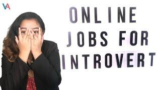 10+ Online Jobs for Introverts With No Experience (Non-Phone Work) | Work From Home 2020