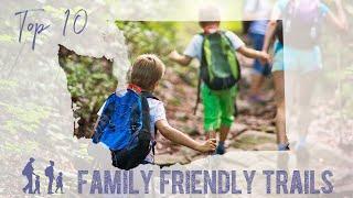 Western Washington Top 10 Family Friendly Trails  Full Version