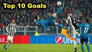 Top 10 Best Football Goals in History