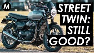 Is The Triumph Street Twin Still Good? 2 Years Of Ownership