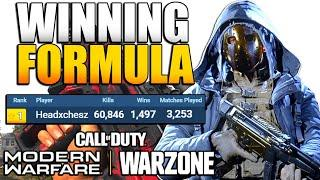 How the #1 Warzone Player Wins Plays Aggressive | Top Tips for More Wins in Modern Warfare BR | JGOD
