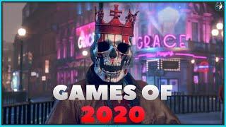 My Top 10 Most Anticipated Games For 2020