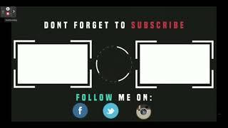 (266) Top 10 Free End Screens (Outros) No Copyright +BONUS - YouTube