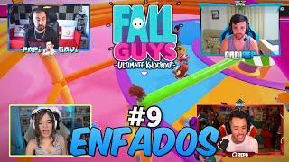 LLOROS Y ENFADOS TOP #9    FALL GUYS