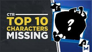 Crash Team Racing Nitro-Fueled: Top 10 Characters Still Missing That NEED To Be Added To The Game!!!