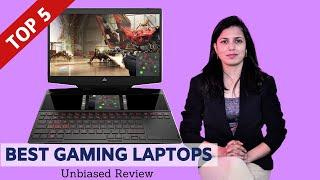 ✅ Top 5: Best Gaming Laptops in India With Price 2020 |  High-End Gaming Laptop Review & Comparison