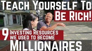 Investing For Beginners | 9 Ways To Learn About Investing To Become a Millionaire