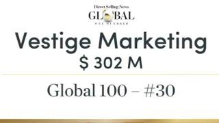 Top 100 direct selling companies Globally | DSN Globally One Hundred companies 2020