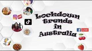 MOMO, LIVE, DONT RUSH CHALLENGE, MONEY HEIST etc   TOP 10 TRENDS IN AUSTRALIA DURING LOCKDOWN