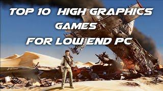 Top 10 Games For Low End PC (no Graphics Card) Intel HD Graphics 520 vol.6 l Dying For Games