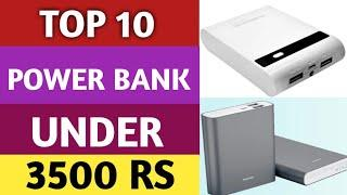 TOP 10 POWER BANK FOR SMARTPHONES ! TOP 10 POWER BANK UNDER 3500 ! POWER BANK PHONE CHARGER !