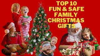 TOP 10 SUPER FUN &  SAFE FAMILY CHRISTMAS IDEAS GIFTS FOR 2020(Secret Christmas Gift) Gift For Guest