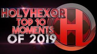 My TOP 10 Favourite Pro Dota 2 Moments in 2019