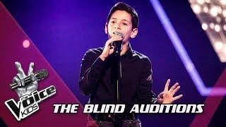Max - 'Shallow' | Blind Auditions | The Voice Kids | VTM