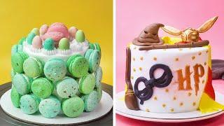 Top 10 Amazing Colorful Cake Decorating Ideas | So Yummy Cake Decorating Recipes | Cake Videos