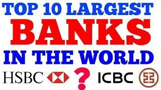 top 10 largest banks in the world || top 10 largest bank in the world 2019