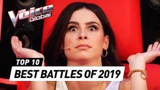 TOP 10 | BEST BATTLES OF 2019 | The Voice Kids Rewind