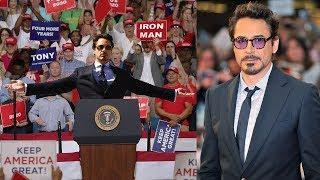 10 Celebrities Who Should Run for US President in 2020