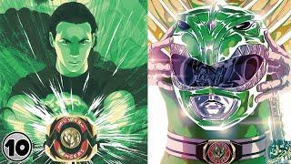 Top 10 Green Power Rangers