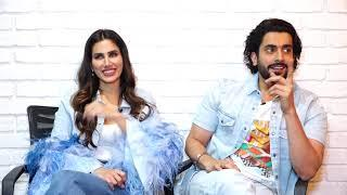 Sunny Singh and Sonnalli Seygall Interview - Jai Mummy Di Movie