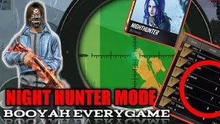 Tips and Tricks to Booyah in Night Hunter Mode Hindi | Free Fire India