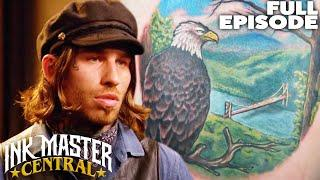CHALK This Way   Ink Master: Grudge Match   S11 E08   Full Episodes   Ink Master Central