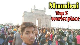 Top 5 famous tourist place in Mumbai to visit