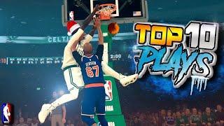 NBA 2K20 TOP 10 PLAYS Of THE WEEK #17 - Few SUPER RARE Highlights