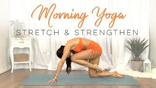 Morning Yoga Full Body Stretch | 10 Minute Yoga