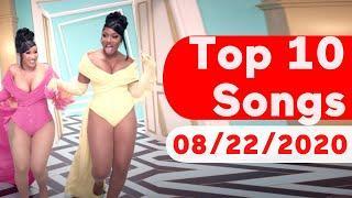 US Top 10 Songs Of The Week (August 22, 2020)