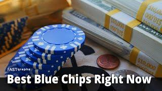 10 High Quality A Rated Blue Chips with Low Debt to Buy Today