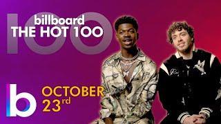 Billboard Hot 100 Top Singles This Week (October 23rd, 2021)