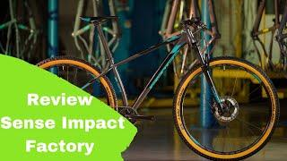 Review | Sense Impact Factory | Elite bike store
