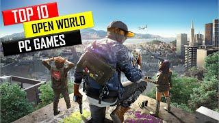 Top 10 Best Open World Games For Low End PC 2020 2GB Ram PC old pc, old laptop || Capital Gamer7 ||