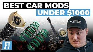 Car Mods You Should Do for Under $1000!