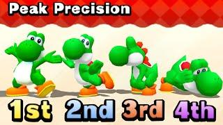 Mario Party: The Top 100 Minigames - Yoshi vs Peach vs Rosalina vs Mario (Master Difficult)
