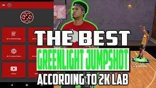 BEST JUMPSHOT IN NBA 2K20 AFTER PATCH 1.10 - BEST JUMPSHOT FOR ALL BUILD ACCORDING TO NBA 2KLAB