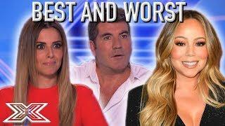 Top 10 BEST And WORST Mariah Carey Covers   X Factor Global