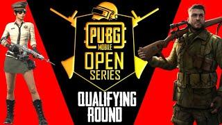 928 Classics×Spark Esports PRESENTS PUBG MOBILE OPEN SERIES Qualifying Round Group F # 6 DAYS