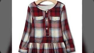 Useful Top Blouses Designs Of baby Girls(7 to 10 )year