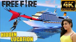 NEW TOP HIDDEN PLACES IN FREE FIRE BERMUDA-2020 | NEW HIDDEN PLACE AFTER UPDATE | HOW TO RECH HEROI