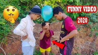Top New Comedy Video 2020 - Must Watch New Funny Video 2020 - The Best Funny Video