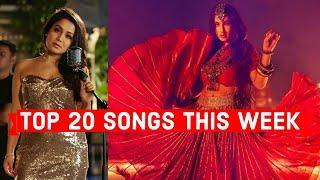 Top 20 Songs This Week Hindi/Punjabi 2021 (February 7)   Latest Bollywood Songs 2021