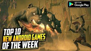 Top 10 New Android Games of This Week of January 2021 | High Graphics (Online/Offline)