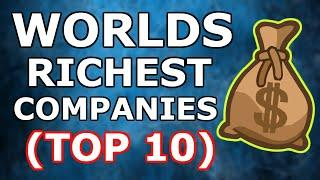 TOP 10 most Valuable Companies in THE WORLD (2020)