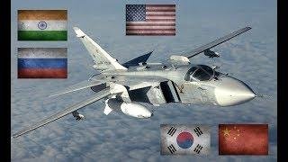 Top 10 Best Attack Aircrafts in the World 2020